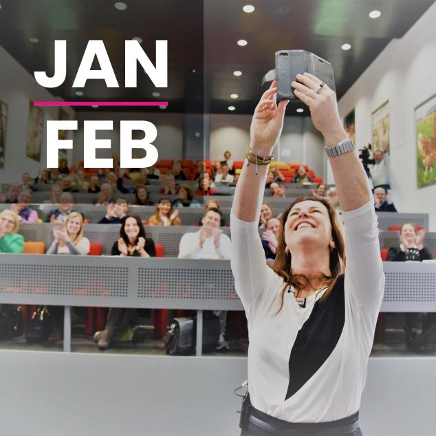 Employer Branding 3 Daagse jan-feb
